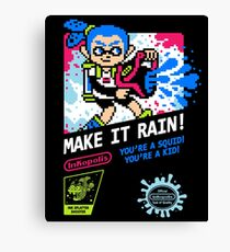 MAKE IT RAIN! Canvas Print