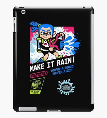 MAKE IT RAIN! iPad Case/Skin