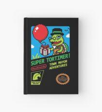 SUPER TORTIMER! Hardcover Journal