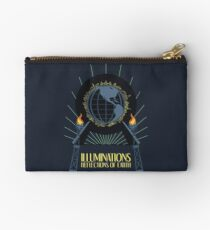 Illuminations - Reflections of Earth Studio Pouch