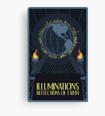 Illuminations - Reflections of Earth Canvas Print