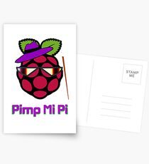 PIMP MY PI [UltraHD] Postcards
