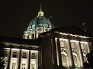 City Hall, San Francisco, CA by Scott Johnson