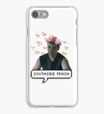 southside trash!mickey milkovich iPhone Case/Skin