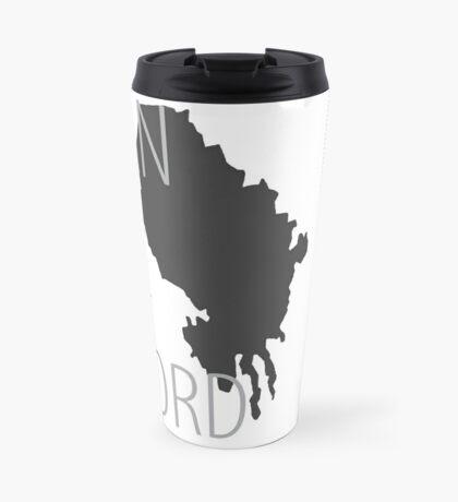 Sandefjord - Maps on Mugs Travel Mug