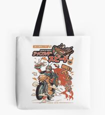 ramen rider Tote Bag