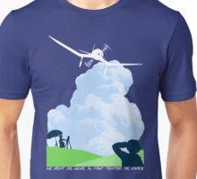 Wind rises Unisex T-Shirt