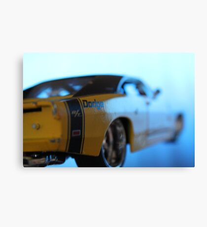 Paradise By the Dashboard Light Canvas Print