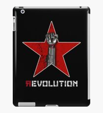 R evolution iPad Case/Skin