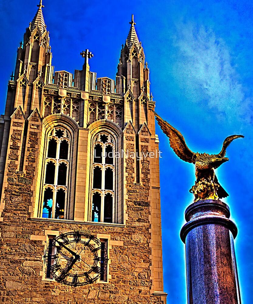 Boston College by LudaNayvelt