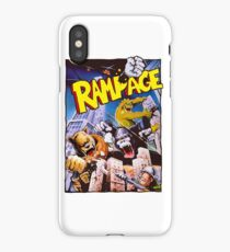 rampage iPhone Case/Skin