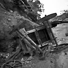 Off the wagon....... by Dave  Hartley