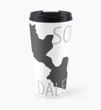 Songdalen - Maps on Mugs Travel Mug