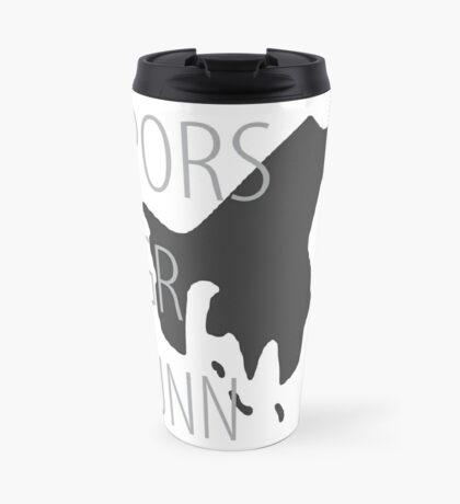 Porsgrunn - Maps on Mugs Travel Mug