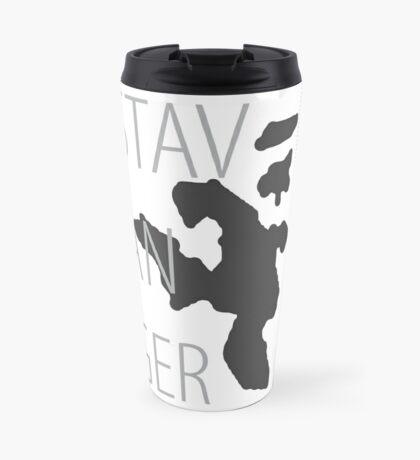 Stavanger - Maps on Mugs Travel Mug