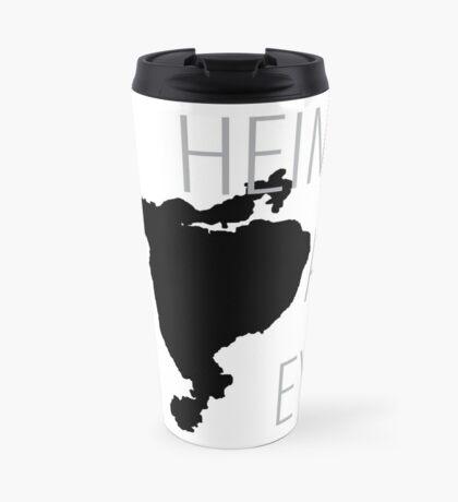 Maps Heimaey Travel Mug