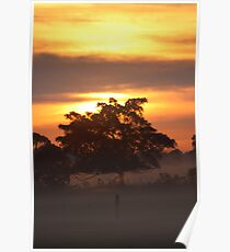 Sunrise of Oxley #2 Poster