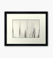 Abstract Moss (2) Framed Print