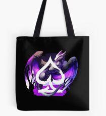 Asexual Pride Dragon Tote Bag