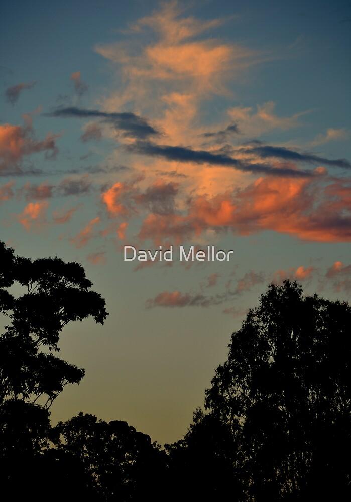 Australian Sky by David Mellor