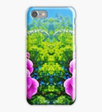 Sky Flowers iPhone Case/Skin
