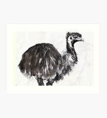 emu#2 Art Print