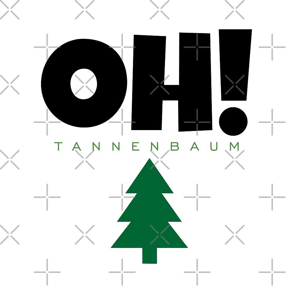 Oh Tannenbaum Weihnachten Weihnachtslied von theshirtshops