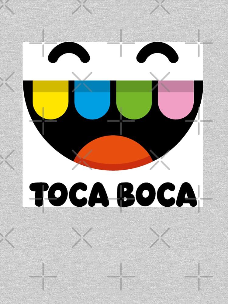 Toca Boca by TheBeatlesArt