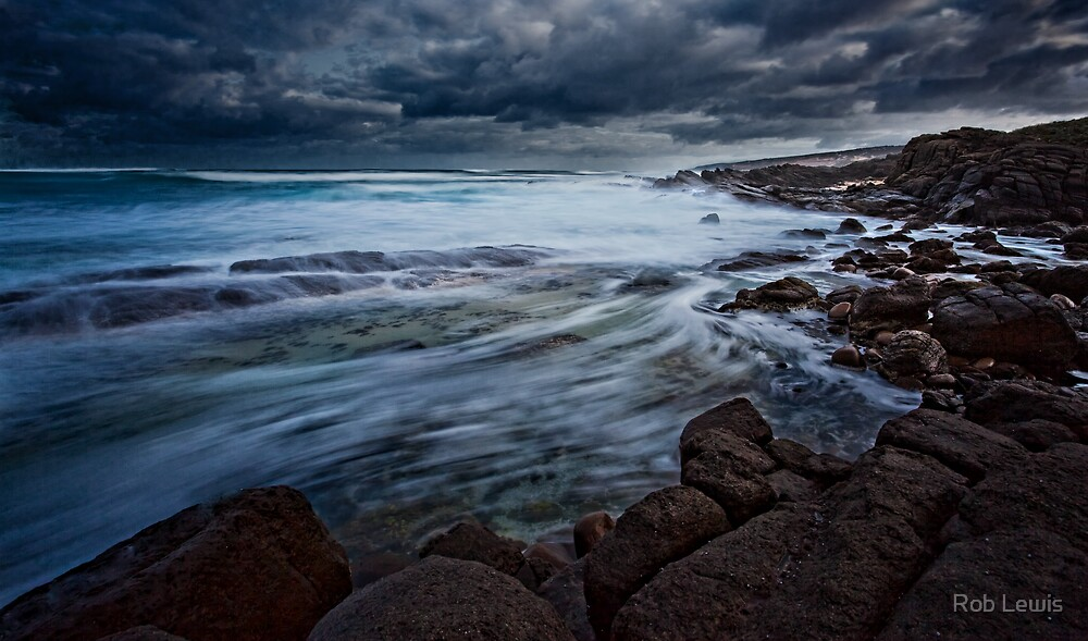Storm in Motion by Rob Lewis