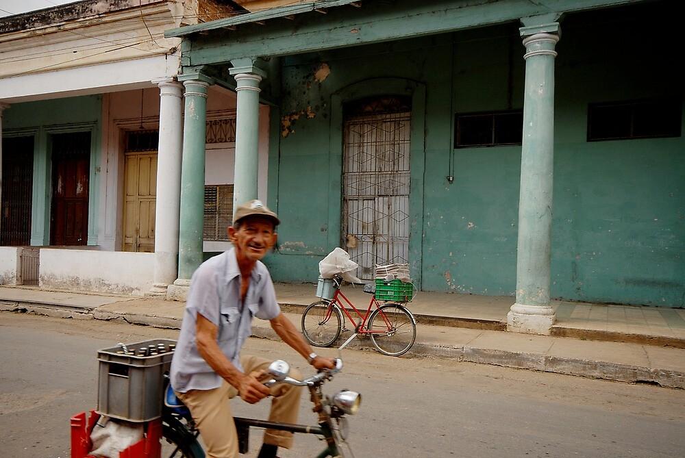Cuba by victoria  tansley
