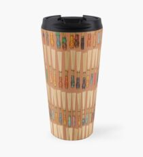 Bassoon Reeds Travel Mug