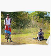 Masai, KENAY Poster