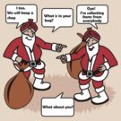 Punjabi Santas by Arvind  Rau