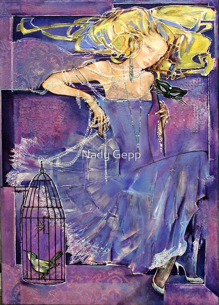 Birdie by Nady Gepp