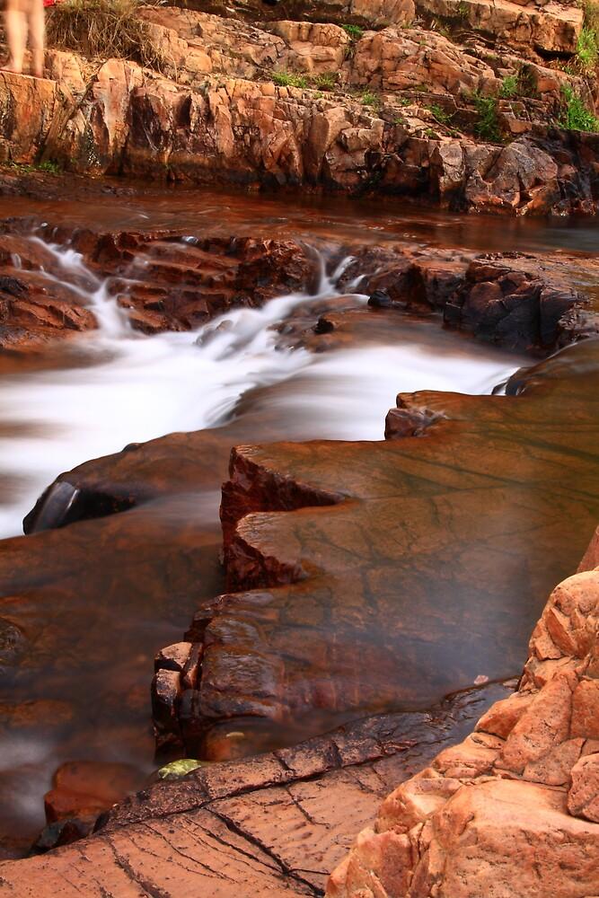 Bluey Rock Hole Litchfield National Park by Richard Sugandha