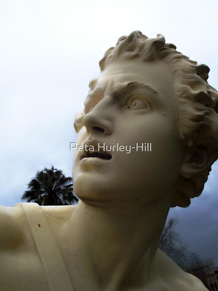 battle by Peta Hurley-Hill