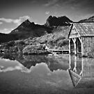 Dove Lake (III), Cradle Mountain, Tasmania by Matthew Stewart