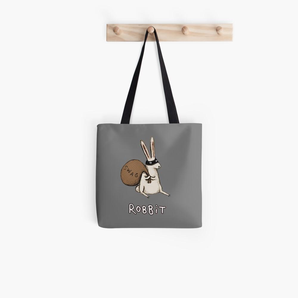 Robbit Tote Bag