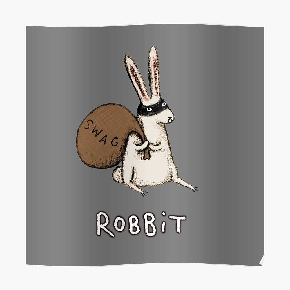 Robbit Poster
