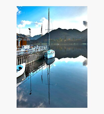 Down by the Dock Photographic Print