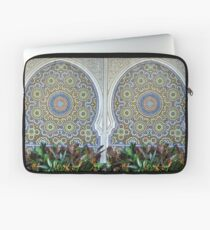 Mosaic and Planter Laptop Sleeve