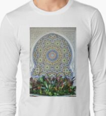 Mosaic and Planter Long Sleeve T-Shirt
