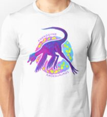 Androgyne Anserimimus (with text)  Unisex T-Shirt
