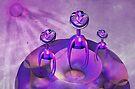 The Purple People Eaters by inkedsandra