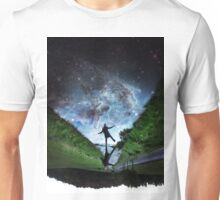 In to the world of shadows  Unisex T-Shirt