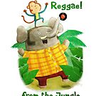 Reggae from The Jungle by colonelle