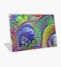 #DeepDream abstraction Laptop Skin