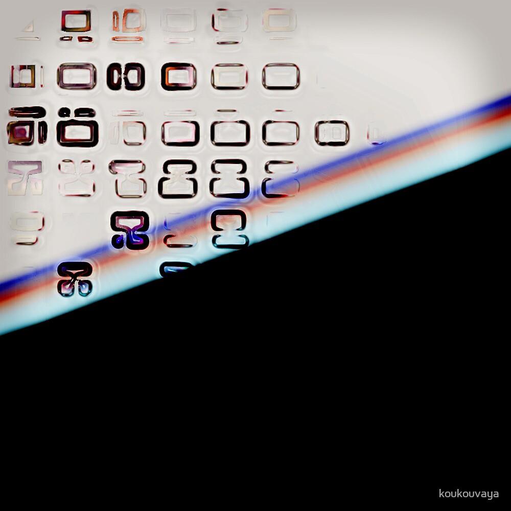 Prism Typography 001 by koukouvaya