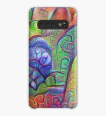 #DeepDream abstraction Case/Skin for Samsung Galaxy