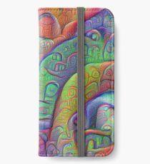 #DeepDream abstraction iPhone Wallet/Case/Skin
